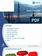 VoLTE Overview