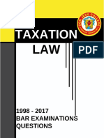 Taxation Law Questions Final2
