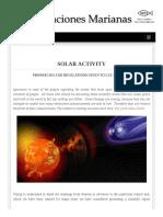Www Revelacionesmarianas Com en Solar Activity