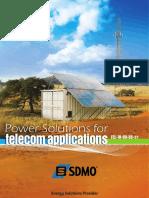 Sdmo Telecoms Generator Solutions