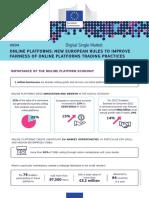 Online Platforms Fact Sheet