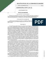 Reglamento Laicidad de Rivas-VaciaMadrid