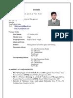 Mukesh biodata
