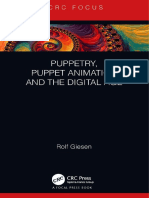 Rolf Giesen-Puppetry, Puppet Animation and the Digital Age-Routledge (2018)