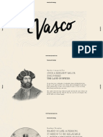 Vasco Company Credential