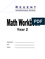 y2 Math Abacus Math Workbook Year 2