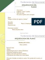 Arqueologia del plano