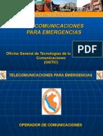 003 Operador de Comunicaciones