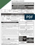 Advertisement No 4 2019.pdf