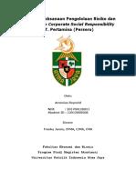 Tugas Mandiri PT. Pertamina (Persero).doc
