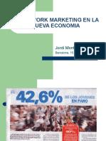 El Network Marketing en La Nueva Economia
