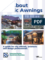 All About Awnings Nov 2008