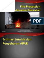 8b. Fire Protection Calculation