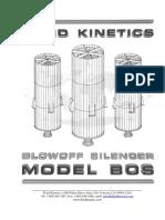 Atenuador Fluid Kinetics