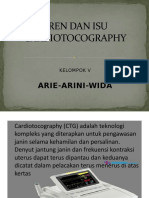 Ppt Trend & Issue Cardiotocography