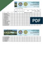 OL Trap Index Summary Report