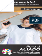 Instructivo Programa de Beneficios