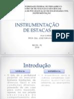 SEMINÁRIO-INSTRUM. ESTACAS - Ana