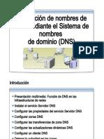 30.- Resolucion de Nombres de Host Mediante DNS