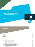 Barometre Agence Bio Public