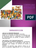 comunidad educativa.pptx