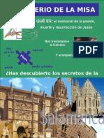 Presentacion Misa Pipa Sencillo