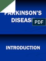 Parkinson's Disease 1