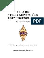 Guia de Telecomunicações de Emergência Da IARU