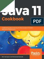 -Java 11 Cookbook 2018