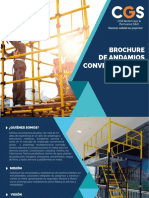 Brochure Andamiaje Convencional Acrow Cgs 2018
