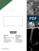 Gallet f2 X-trem Instruction Manual - Fr Gb de It Es Pt Sv No Gr Nl Da
