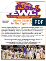 March Madness at EWC!