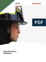 Honeywell EV1 Helmets