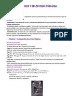 PROTOCOLO Y RELACIONES PÚBLICAS (INTRODUCCIÓN)