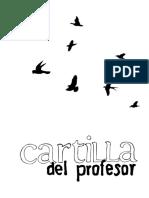 Nicolás Paris - Cartilla Del Profesor