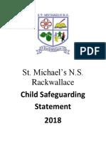 child safeguarding statement