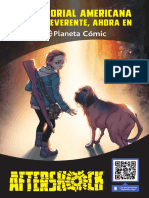 Plan Editorial Aftershock_Planeta Cómic 2019