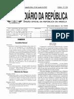 Código Cooperativo - Lei 23-2015