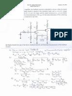 EE 311 Final Exam Solutions