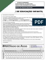 Professor de Educacao Infantil 1496690739