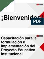 CAPACITACIÓN directores_Huancayo