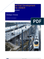 High-Speed Rail Development Programme