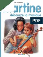 Martine Decouvre La Musique