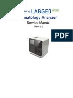 Manual HC 10 Servicio