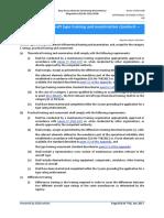 Appendices to Annex 3 Part 66