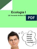 PANFLETO ECOLOGÍA