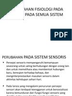 PPT perubahan fisiologi lansia
