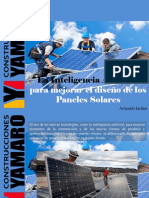 Armando Iachini - La Inteligencia Artificial Para Mejorar El Diseño de Los Paneles Solares