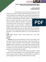 Desarrollo del pensamiento histórico a través de estrategias narrativas para la formación de identidad en niños de básica primaria. Brady Luz García Vargas. Institución Educativa Tibabuyes (Bogotá).