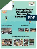 Antropologia Animacion Sociocultural.
